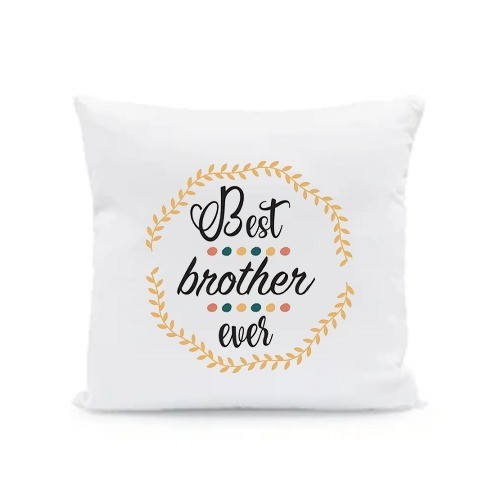 BEST BROTHER EVER CUSHION