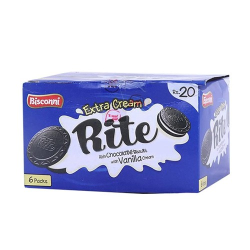 BISCONNI RITE HALF ROLL (PACK OF 6)