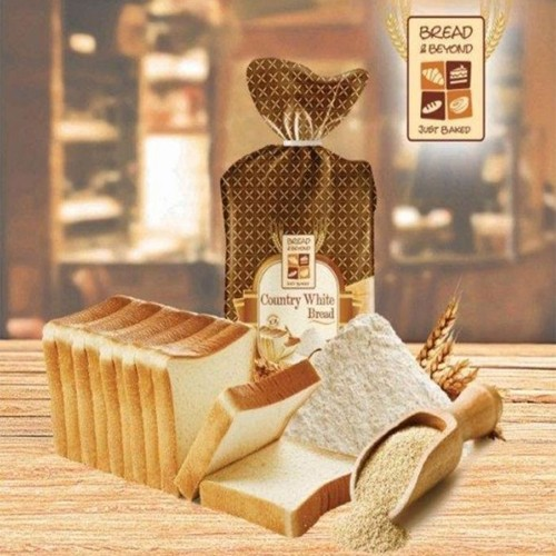 BREAD & BEYOND COUNTRY WHITE BREAD (350 GMS)