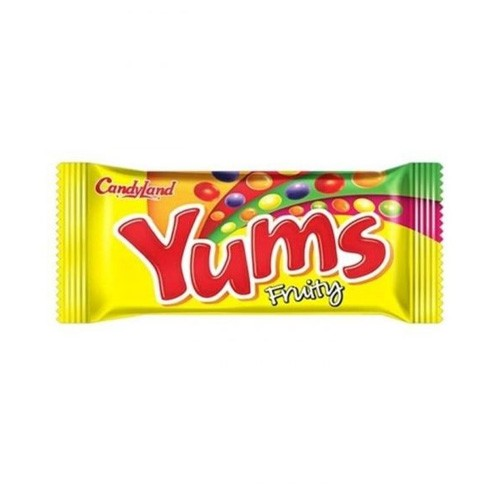 CANDYLAND YUMS FRUITY (100 GMS)