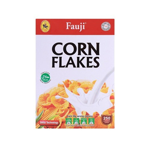 FAUJI FROSTED FLAKES (250 GMS)