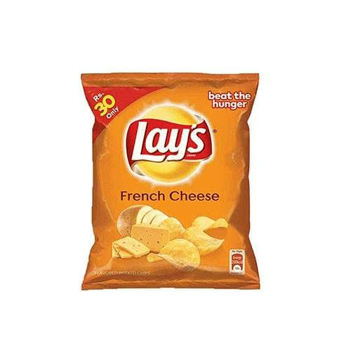 LAYS FRENCH CHEESE CHIPS (45 GMS)