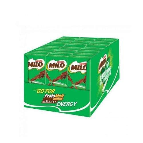 NESTLE MILO CHOCOLATE DRINK PACK (PACK OF 24)