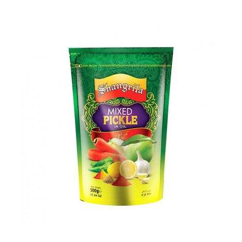 SHANGRILA MIXED PICKLE (500 GMS)
