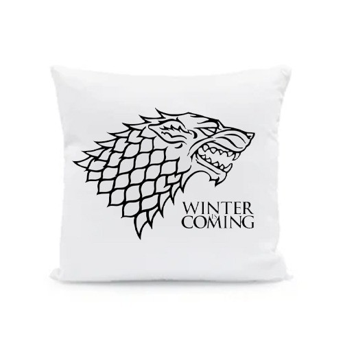 WINTER IS COMING CUSHION