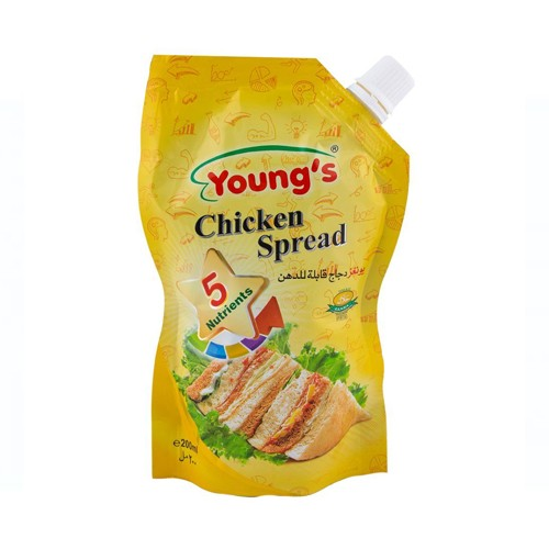 YOUNGS CHICKEN SPREAD (200 ML)