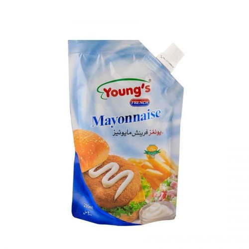 YOUNGS MAYONNAISE (200 ML)