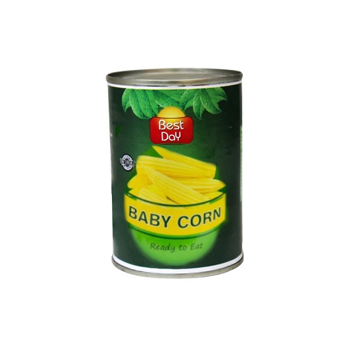 BEST DAY BABY CORN - READY TO EAT (425 GMS)