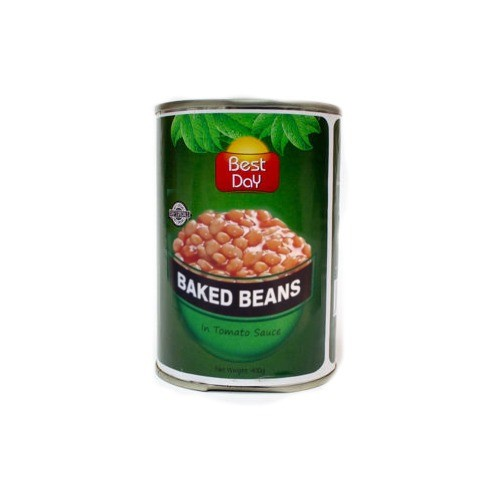 BEST DAY BAKED BEANS-IN TOMATO SAUCE (400 GMS)