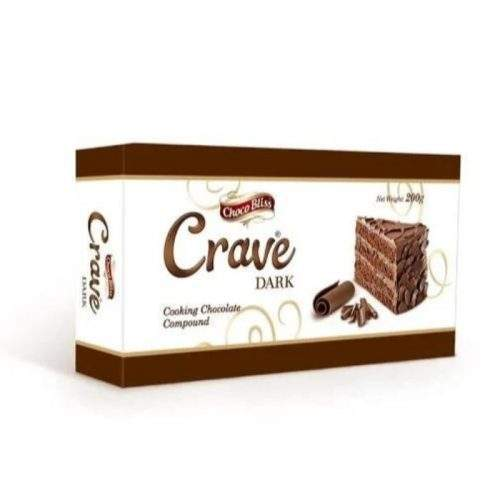 CHOCO BLISS CRAVE DARK COOKING CHOCOLATE (200 GMS)