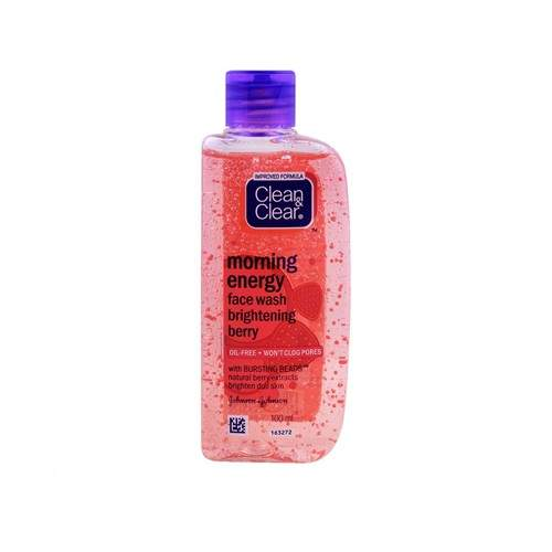 CLEAN & CLEAR FACE WASH BERRY (50 ML)