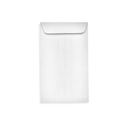 ENVELOPE 9x4 WHITE IMPORTED (PACK OF 100)