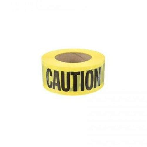 REFLECTIVE TAPE 4 INCH (DO NOT CROSS) 75 MTR