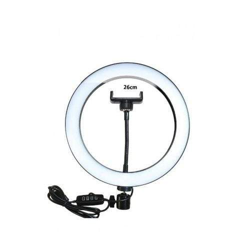 RING LIGHT FOR VLOG-WITHOUT STAND (26 CM)