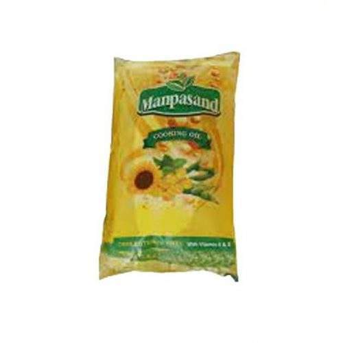 MANPASAND COOKING OIL POUCH 1 LTR