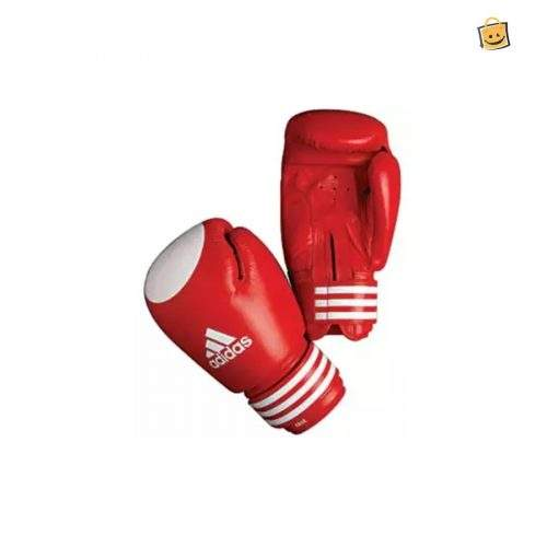 ADIDAS BOXING GLOVES RED