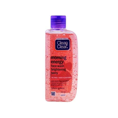 CLEAN & CLEAR FACE WASH BERRY (100 ML)