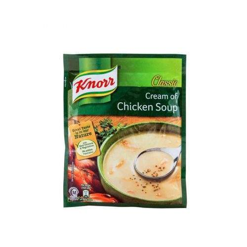 KNORR CREAM OF CHICKEN SOUP (50 GMS)