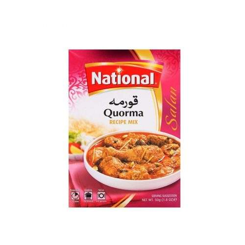 NATIONAL QORMA MASALA DOUBLE PACK (100 GMS)