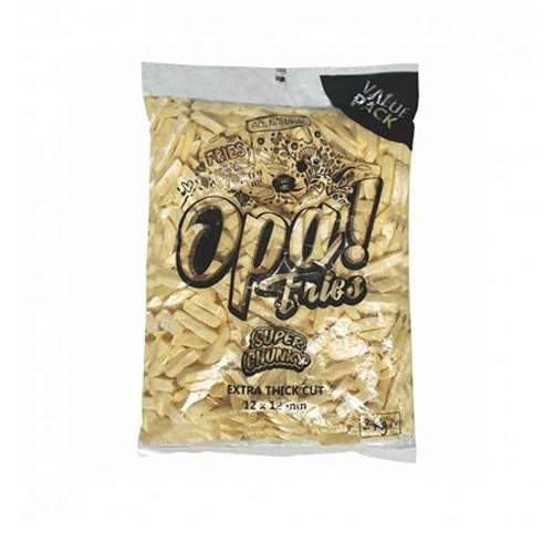 OPA FRIES SUPER CHUNKY - VALUE PACK (2 KG)