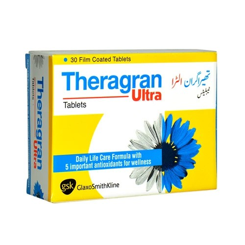 THERAGRAN ULTRA TABLETS (PACK OF 30)