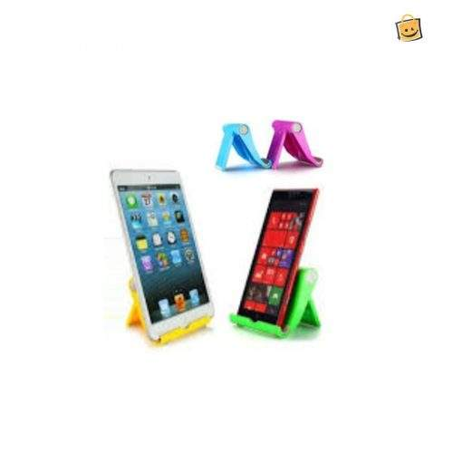 UNIVERSAL STAND FOLDABLE HOLDERS FOR PAD AND SMART PHONE E-SHOP