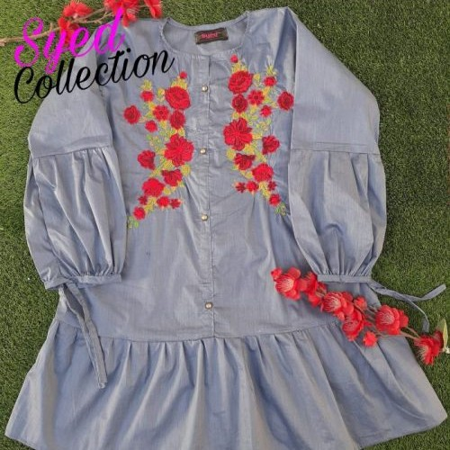 WINTER TOPS BY SYED COLLECTION