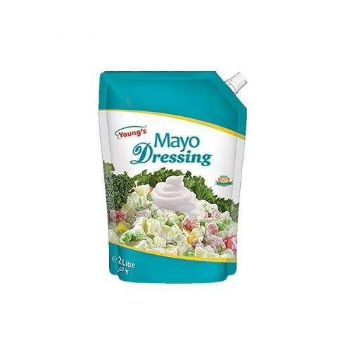 YOUNGS MAYO DRESSING (2 KG)