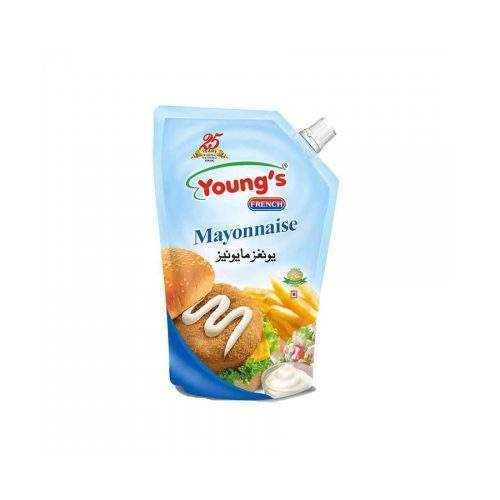 YOUNGS MAYONNAISE (500 ML)