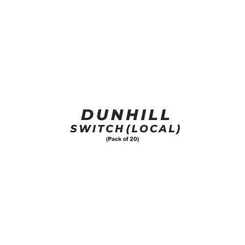 DUNHILL SWITCH CIGARETTE (LOCAL PACK OF 20)
