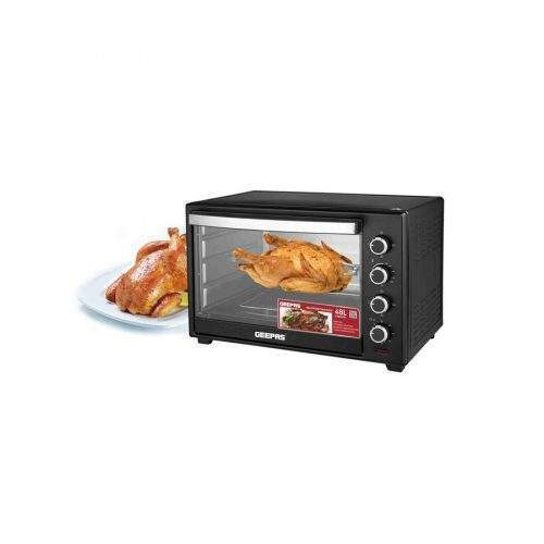 GEEPAS ELECTRIC OVEN WITH ROTISSERIE & CONVECTION (GO4451N)