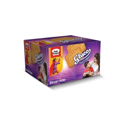 PEEK FREANS GLUCO BISCUIT (TICKY PACK X 24)