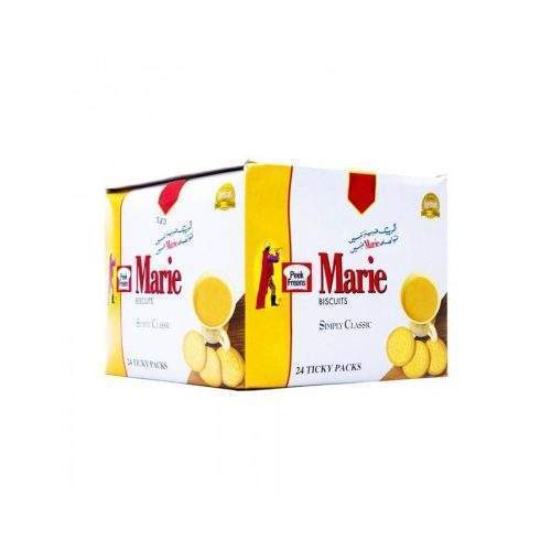 PEEK FREANS MARIE BISCUIT (TICKY PACK X 24)