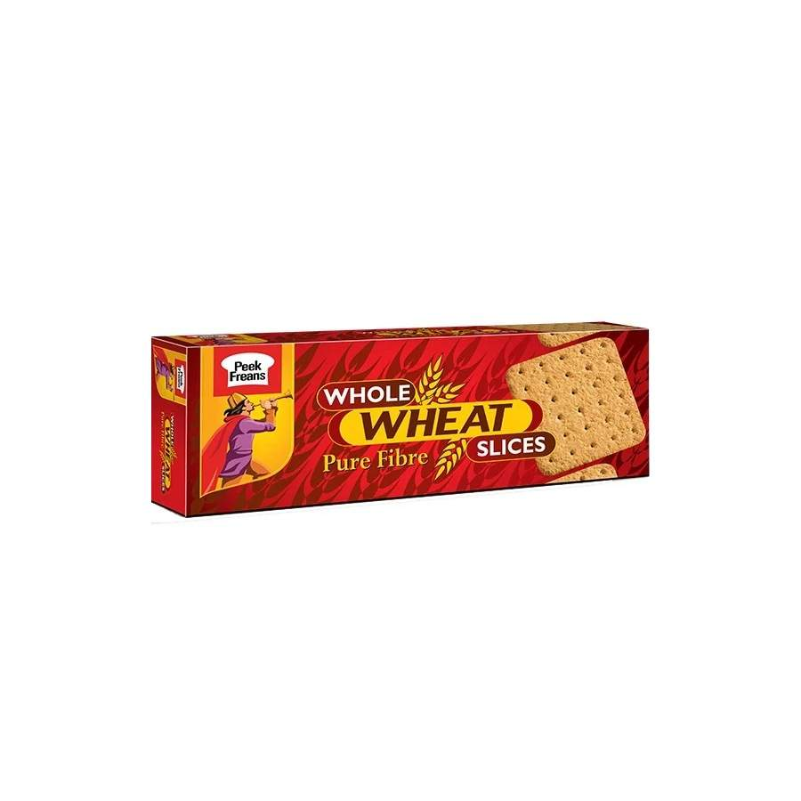 PEEK FREANS WHOLE WHEAT SLICES (FAMILY PACK)