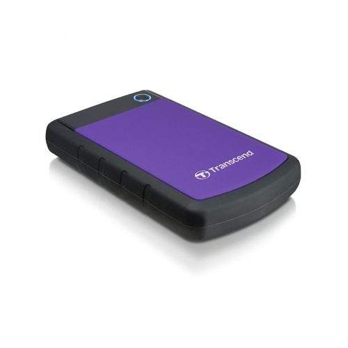 """• USB 3.0 portable hard drive • Military-grade shock resistance • Quick Reconnect Button • 2.5"""" SATA HDD"""