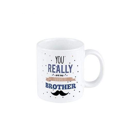 YOU REALLY ARE MY FAVORITE BROTHER MUG