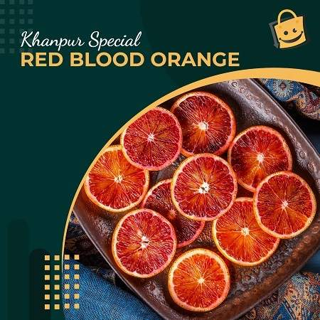 red blood oranges from farm to home khanpur
