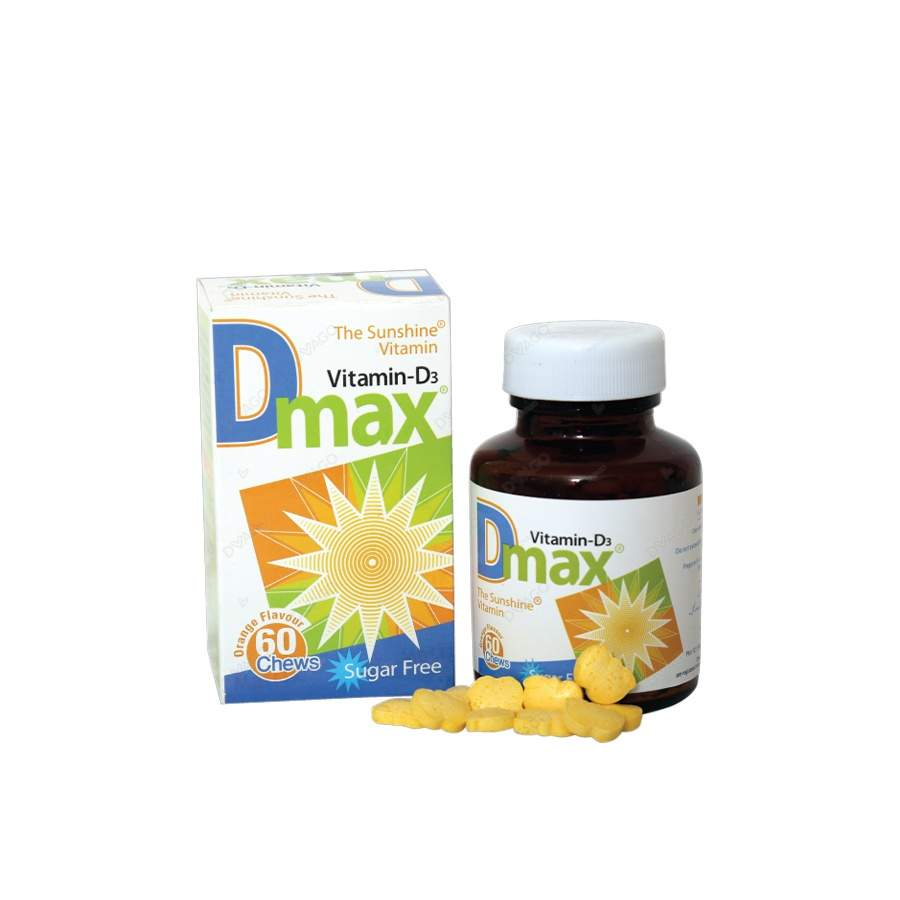 DMAX CHEW TABLETS (PACK OF 60)