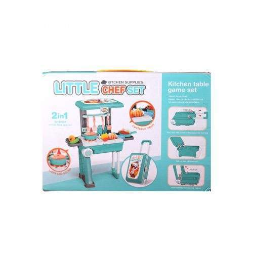 LITTLE CHEF SET 2 IN 1