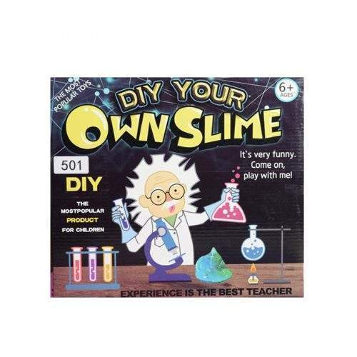 DIY YOUR OWN SLIME