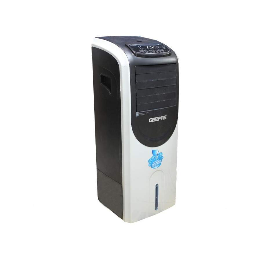 GEEPAS ROOM COOLER WITH REMOTE AND LED (GAC-374)
