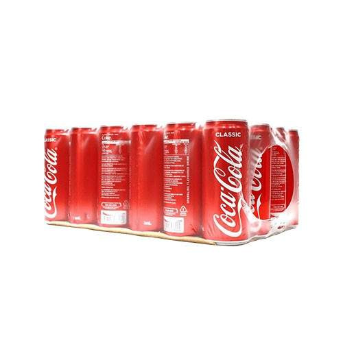 COCA COLA CAN (PACK OF 24 X 250 ML)