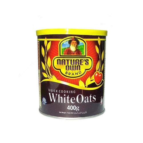 NATURE'S OWN WHIT OATS (400 GMS)