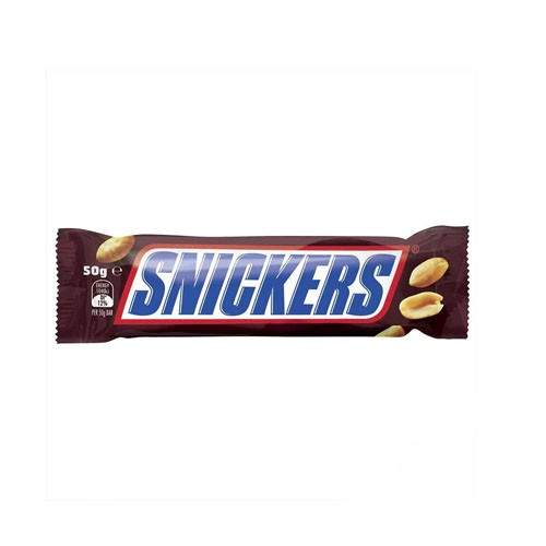 SNICKERS CHOCOLATE (50 GMS)