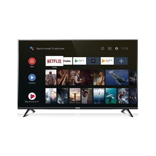 TCL SMART ANDROID 43 INCH HD LED TV (L43S6500)