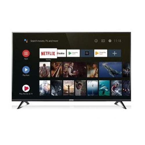 TCL SMART ANDROID 49 INCH HD LED TV (L49S6500)