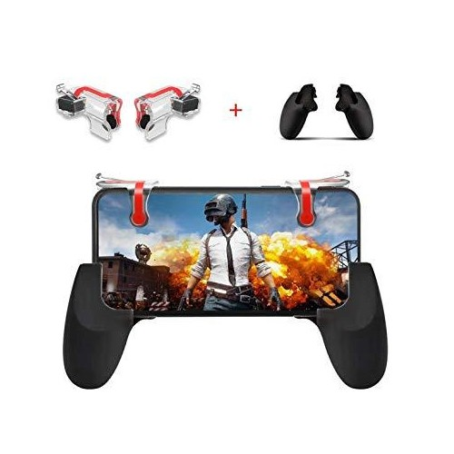 L1 R1 SHARPSHOOTER MOBILE TRIGGER WITH HANDLE GRIP FOR FORTNITE