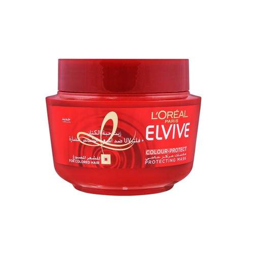 LOREAL ELVIVE COLOUR PROTECT MASQUE (300 ML)