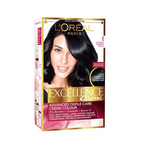 LOREAL EXCEL CREME HAIR COLOR - 1