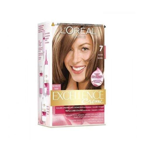 LOREAL EXCEL CREME HAIR COLOR - 7